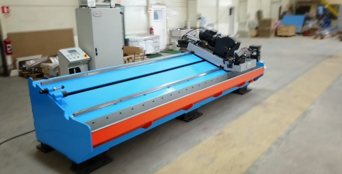 High Speed Flying Cold Saw